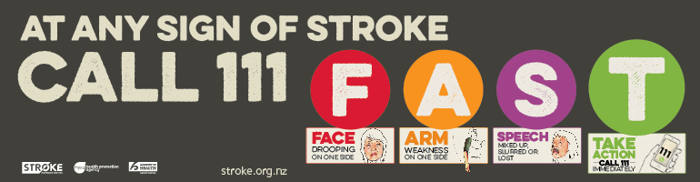 FAST campaign - Stroke Foundation NZ